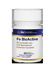 Fe BioActive 30 tablets