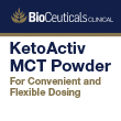 BioCeuticals Clinical KetoActiv MCT Powder