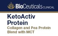 KetoActiv Protein Powder Coconut Caramel