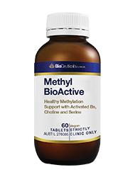 Methyl BioActive 60 tablets