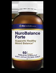 NuroBalance Forte 60 tablets