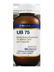 UB 75 30 capsules