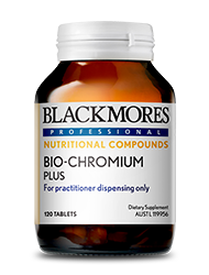 Bio-Chromium Plus 120 Tablets