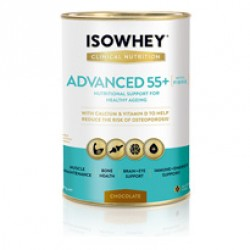 IsoWhey Clinical Nutrition Advanced 55+ - Chocolate