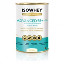 IsoWhey Clinical Nutrition Advanced 55+ - Vanilla
