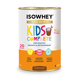 IsoWhey® Clinical Nutrition Kids Complete - Chocolate
