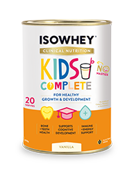 IsoWhey® Clinical Nutrition Kids Complete - Vanilla 600g
