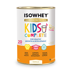 IsoWhey® Clinical Nutrition Kids Complete - Vanilla