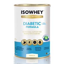 IsoWhey Diabetic Formula IsoWhey Madagascan Vanilla