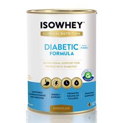 IsoWhey Diabetic Formula Chocolate