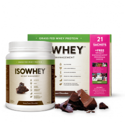 IsoWhey® Ivory Coast Chocolate