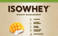 IsoWhey® Mango Coconut