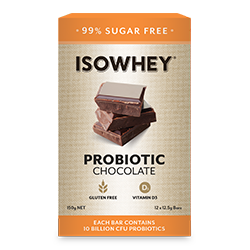 IsoWhey Probiotic Chocolate