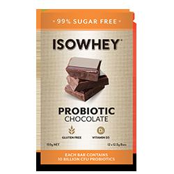 IsoWhey® Probiotic Chocolate