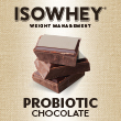 IsoWhey Probiotic Chocolate 150g