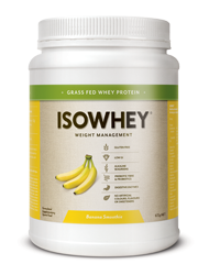 IsoWhey® Banana Smoothie 672g