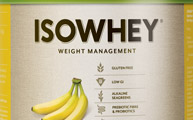 IsoWhey® Banana Smoothie