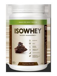 IsoWhey® Ivory Coast Chocolate 1.28kg