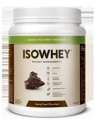 IsoWhey® Ivory Coast Chocolate 448g