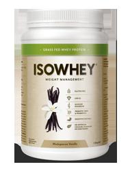 IsoWhey® Madagascan Vanilla 1.28kg