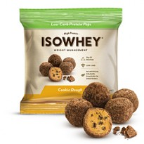 IsoWhey Protein Pops - Cookie Dough