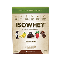 IsoWhey Sachets - Assorted Flavours