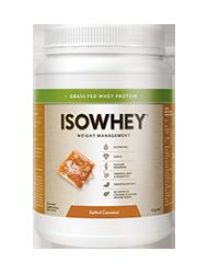 IsoWhey® Salted Caramel 672g