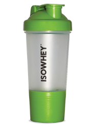 IsoWhey Shaker 1