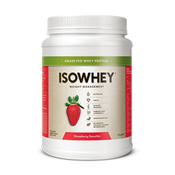 IsoWhey® Strawberry Smoothie