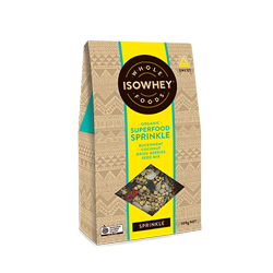 IsoWhey Wholefoods Organic Superfood Sprinkle