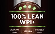 IsoWhey Sports - 100% Lean WPI+ Vanilla