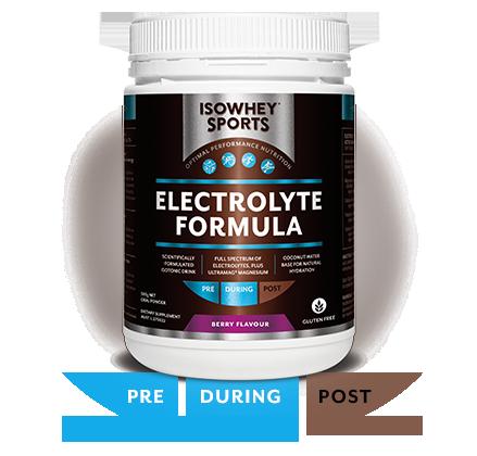 Electrolyte Formula Berry