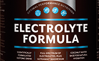 IsoWhey Sports - Electrolyte Formula Berry