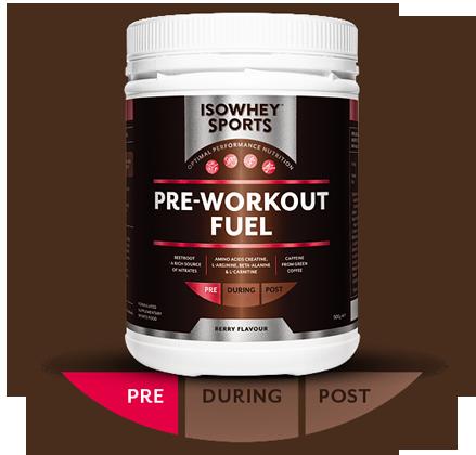 Pre-Workout Fuel