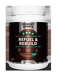 IsoWhey Sports - Refuel & Rebuild 500g