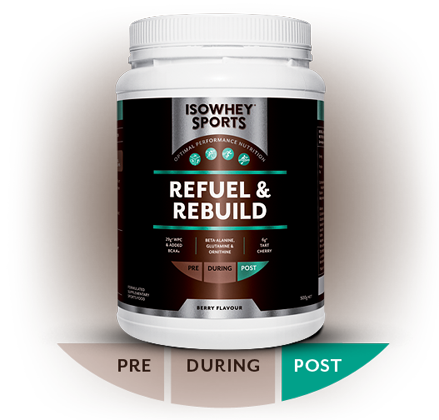 Refuel & Rebuild