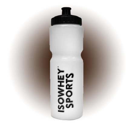 IsoWhey Sports Bottle