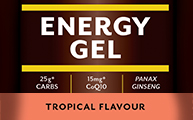 IsoWhey Sports Energy Gel - Tropical