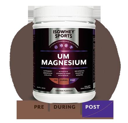 IsoWhey Sports UM Magnesium