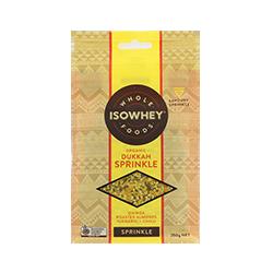 IsoWhey Wholefoods Organic Dukkah Sprinkle