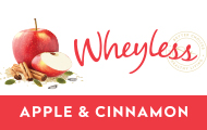 Wheyless Fibre Bar - Apple & Cinnamon