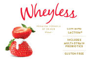 Wheyless Strawberries and Cream Sachet 32g x10