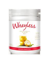Wheyless Banana Smoothie 640g