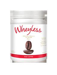 Wheyless Iced Coffee 640g