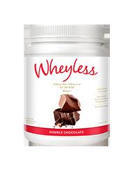 Wheyless Double Chocolate 700g