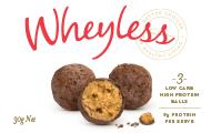 Wheyless Protein Balls- Salted Caramel