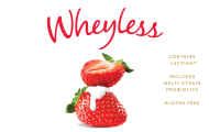 Wheyless Strawberries and Cream