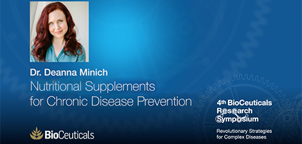 Dr Deanna Minich, Nutritional Supplements for Chronic Disease Prevention