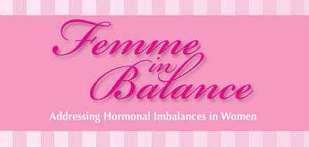 Femme in Balance
