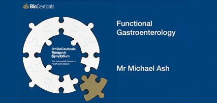 Functional Gastroenterology, Mr Michael Ash